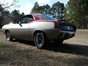 Plymouth Barracuda 85000 miles